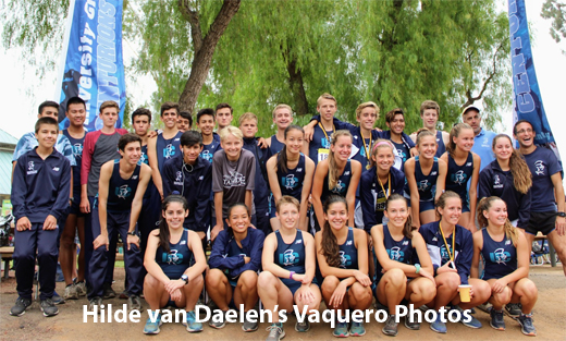 UCHS Cross Country